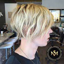 short haircusts for fine sllightly wavy hair 55 short hairstyles for women with thin hair fashionisers