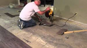 Coretech Flooring Coretec Plus Usfloors First Cut 1 Youtube