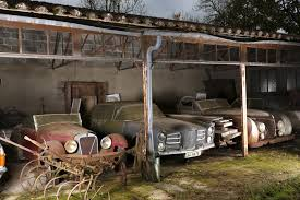 Barn Finds Cars The World U0027s Most Valuable Barn Find 60 Rare Cars Untouched For 50