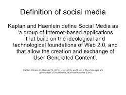 Social Media Meme Definition - social media definition and classification