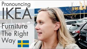 what stuff at ikea really sounds like in swedish vlog 6 youtube