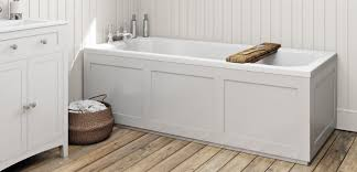 how to fit a wooden bath panel victoriaplum com