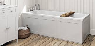 how to fit an acrylic bath panel victoriaplum com