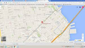 San Francisco On A Map by Recalled To Life San Francisco May 14 2016 The Hotel Des Arts
