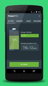 power pro apk free powerpro battery saver 1 2 0 apk for android softstribe
