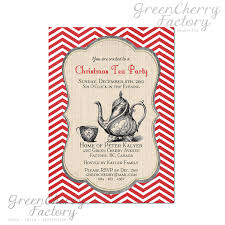 tea party invite wording free printable invitation design