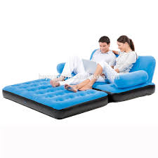 Sofa Bed Inflatable by 5 In 1 Best Way Velvet Air Sofa Bed Inflatable Recliner Air