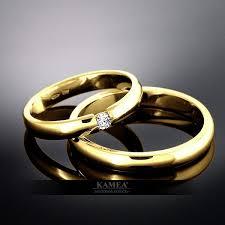 kamea obrucky golden wedding rings 7906 kamea