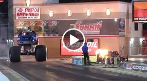 bigfoot monster truck t shirts monster truck drags u2013 bigfoot vs jet car u2013 speed society