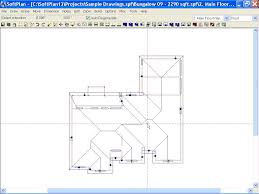 softplan home design software add roof edges