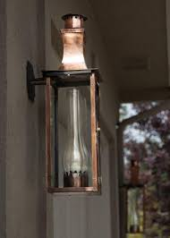 Lighting For Home Decoration by Furniture Fantastic Bevolo Hand Crafting Copper Electric And Gas