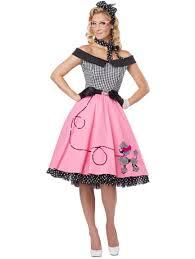 womens 1950s costumes u0026 accessories fancydress com
