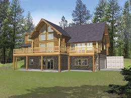 2 Story Log Cabin Floor Plans 53 Best Log Cabin Images On Pinterest Home Architecture And