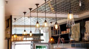 ceiling unique pendant lighting with american tin ceilings and