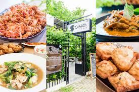 restaurant cuisine 9 octopush9 cafe ร านอาหารฮาลาล ฟ วช น พระราม 9 halal review
