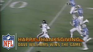 dave williams winning kickoff return td in ot 1980 bears