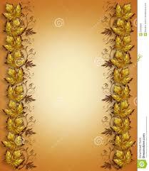 wedding invitation background designs gold matik for