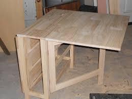 diy folding sewing table folding gateleg table home furniture design kitchenagenda com