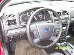 2007 ford fusion se 2007 ford fusion information and photos zombiedrive