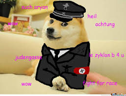 So Doge Meme - nazi dog so shibe by eeveelover meme center