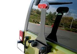 jeep wrangler third brake light body armor jeep wrangler third brake light kit autotrucktoys com