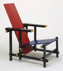 Idesign Furniture by Red And Blue Chair U2013 1918 U2013 I Design