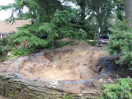 koi fish pond water feature replacement contractors pond