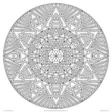 coloring pages free geometric coloring pages images crazy
