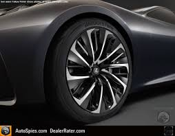 lexus or bmw better car wars who did it better lexus u0027 lf fc flagship vs bmw vision