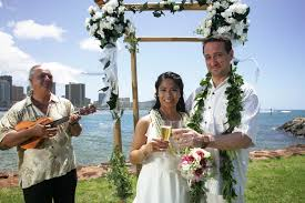 hawaiian weddings magic island weddings