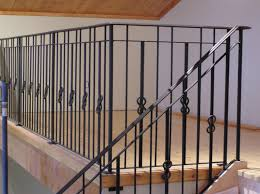 wrought iron stair railing designs wrought iron stair railing