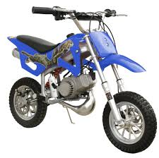 best 2 stroke motocross bike 49cc 50cc blue 2 stroke gas motorized mini dirt pit bike