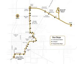 Gainesville Map Fall Route26 Rosa Parks Downtown Station To Airport Go Rts