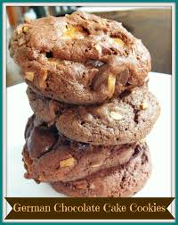 cake mix cookies german chocolate the coers family