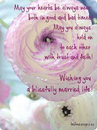 new marriage wishes top 70 wishes for newly married with images