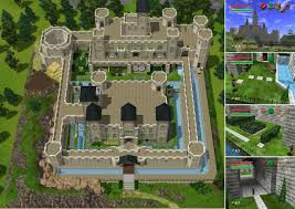 cool minecraft castle walls minecraft castles u0026 towns
