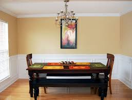 simple elegant dining room royalty free stock photography image
