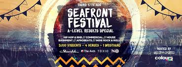 brighton seafront takeover u2013 a level results party u2013 shooshh