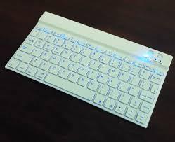 Light Up Wireless Keyboard Aliexpress Com Buy Backlit Keyboard Wireless Bluetooth 3 0