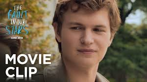 The Fault In Our Stars Meme - the fault in our stars it s a metaphor clip hd 20th century