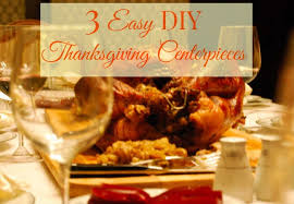 3 and easy diy thanksgiving centerpieces for every