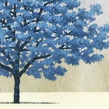 beautiful original hajime namiki 1947 japanese woodblock