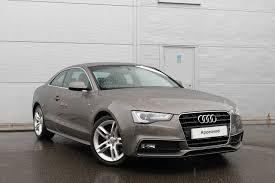 Audi Q5 8040 - used audi a5 s line grey cars for sale motors co uk