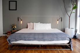 Bed On The Floor by Floor Bed Mattress Bedroom Medium Size Masculine Floating
