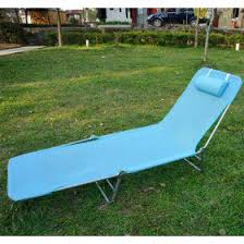 Camping Lounge Chair Aosom Camping Chairs And Hammocks Camping Sports