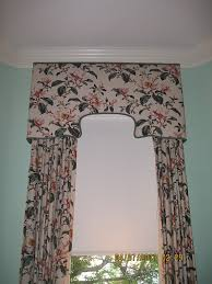 Curtain Box Valance Custom Cornice Box Valance And Drapery Jacoby Company