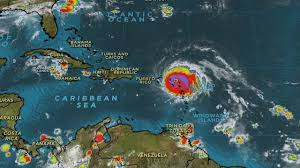 Map Caribbean update hurricane irma wipes tiny caribbean island off the map 9 6
