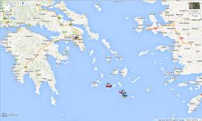 Greece Maps Athens U0026 Greek Islands City Guide A Greek Local U0027s Perspective