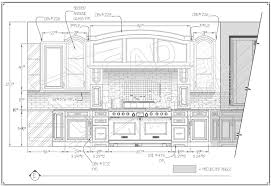 House Elevation Dimensions by Wonderful Kitchen Elevation Dimensions Cabinets Design Drawings
