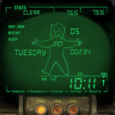 pipboy android pip boy 2 android wear by intellicom